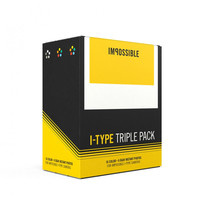 IMPOSSIBLE I-Type Film Triple Pack