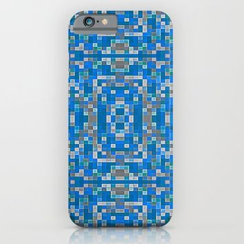 mosaic iPhone & iPod Case by PureVintageLove