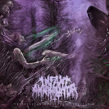 "Infant Annihilator ""The Elysian Grandeval Galeriarch"" CD"