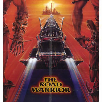 Mad Max 2: The Road Warrior 11x17 Movie Poster (1982)