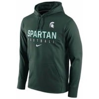 ONETOW NCAA Michigan State Spartans College Circuit Hoodie