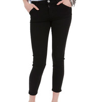 GoldSign - Glam Cropped Skinny