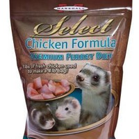 Marshall Premium Ferret Diet -  4 Lb Chicken