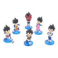 Dragon Ball Super Prince Vegeta World Collectible Figure Blind Box Figure