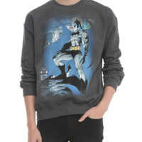 DC Comics Batman Jim Lee Crew Pullover