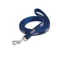 USA Flag Whale Flag Dog Leash