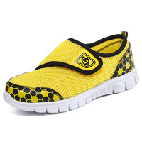 Comfort On Sale Hot Sale Hot Deal Summer Korean Children Stylish Casual Permeable Sweets Sneakers [4919273732]