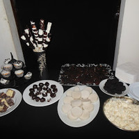 Crannies and Nooks: Theme party #2: Black and White Party