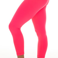 "22"" Power Flex Yoga Capris - Flash Mode"