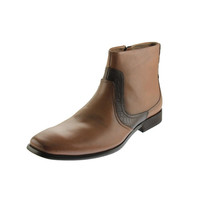 MADE Cam Newton Mens Garner Leather Ankle Boots
