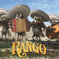 Rango (Spanish) 11x17 Movie Poster (2011)