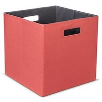 Threshold Fabric Cube Storage Bin - Patterned - ... : Target