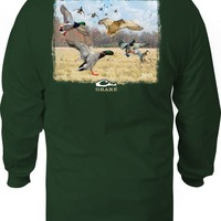 Mississippi Flyway Series Long Seeve T | Drake Waterfowl