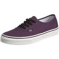 Vans Authentic Skate Shoe - Men's Gothic Grape, Mens 10.5/Womens 12.0
