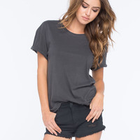 VOLCOM Lived In Womens Tee | Knit Tops & Tees