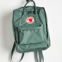 Wherever You Wander Backpack in Viridian | Mod Retro Vintage Bags | ModCloth.com