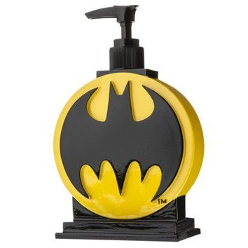 License Batman Soap Dispenser