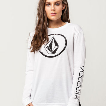 VOLCOM 90s Skate Womens Tee | Graphic Tees