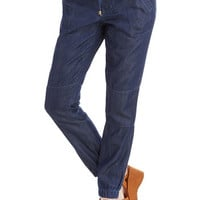 ModCloth Tapered Leg Enjoy Every Day Pants