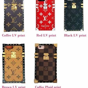 LV 2017 Hot ! iPhone 7 iPhone 7 plus - Stylish Cute On Sale Hot Deal Matte Couple Phone Case For iphone 6 6s 6plus 6s plus-4