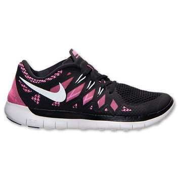 Girls' Grade School Nike Free 5.0 2014 Running Shoes