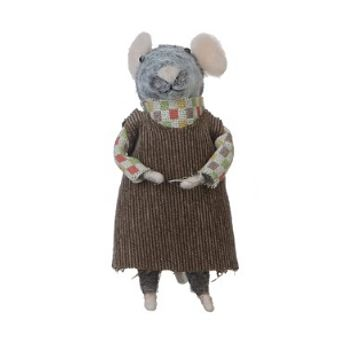 Corduroy Dress Mouse