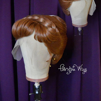 Anna Coronation Wig by Fairytale Wigs