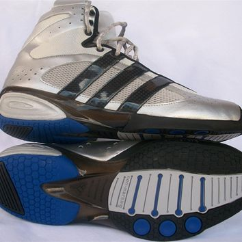 Adidas adiStar High Top Fencing Shoe