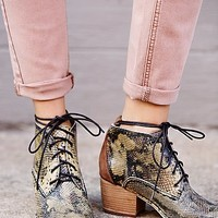 Faryl Robin + Free People Womens Romancing The Stone Boot