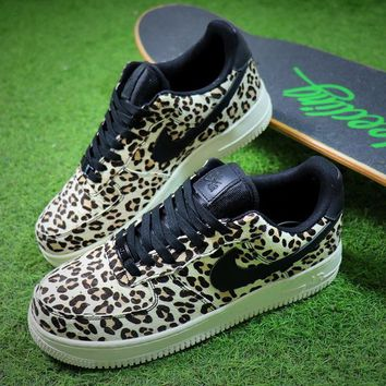 Nike Wmns Air Force 1  07 LX Animal Prints Pack Snow Leopard Sne ec85e9490