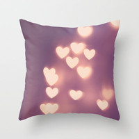Your Love is Electrifying Throw Pillow by Beth - Paper Angels Photography | Society6