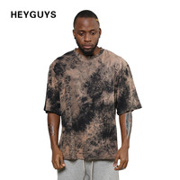 new design fashion hip hop plain plus short sleeve T shirt Tshirts mens clothing  summer men t-shirt