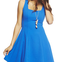 Tank Fit & Flare Dress | Wet Seal