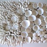 Sea Life Wall Sculpture