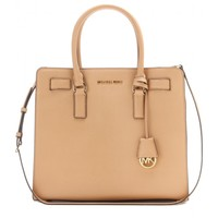 Dillon leather tote