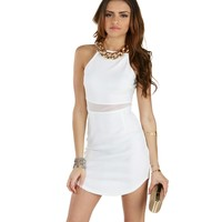 A-game Bodycon Dress