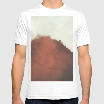 Red Rock T-shirt by Hraun Photography