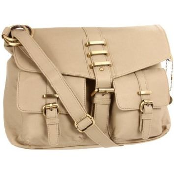BIG BUDDHA Hanna Messenger Bag - designer shoes, handbags, jewelry, watches, and fashion accessories | endless.com