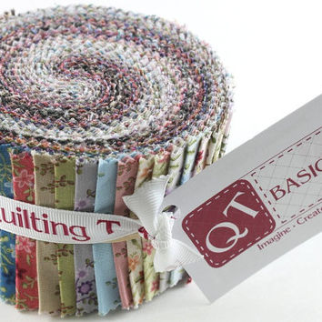 Petals Jelly Roll, Quilting Treasures Petals, Quilting Treasures Jelly Roll, Jelly Roll Fabric, Jelly Rolls Fabric, Jelly Roll, Jelly Rolls