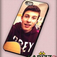 """Shawn Mendes cute for iphone 4/4s/5/5s/5c/6/6+, Samsung S3/S4/S5/S6, iPad 2/3/4/Air/Mini, iPod 4/5, Samsung Note 3/4 Case """"08"""""""