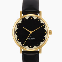 Kate Spade Metro Watch Black ONE