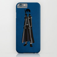 Sword Art Online Kirito iPhone, iPod, Samsung Galaxy, HTC iphone case
