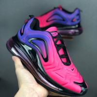 HCXX 19June 1089 Nike Air Max 720 Comfortable Running Shoes