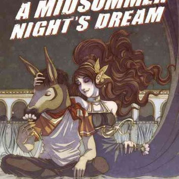 Manga Shakespeare: A Midsummer Night's Dream (Manga Shakespeare)