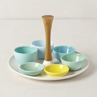 Trinket Tray by Anthropologie Multi One