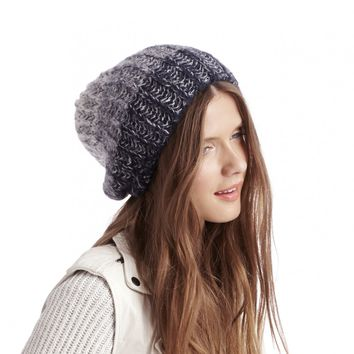 Sole Society Slouchy Ombre Beanie