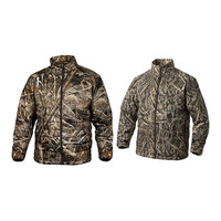 Drake Men's MST Synthetic Camo Down Pac Jacket