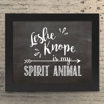 Leslie Knope, Parks and Recreation, Leslie Knope Gift, Parks and Rec Gift, Leslie Knope Print, Leslie Knope Decor, Ron Swanson, Pawnee IN