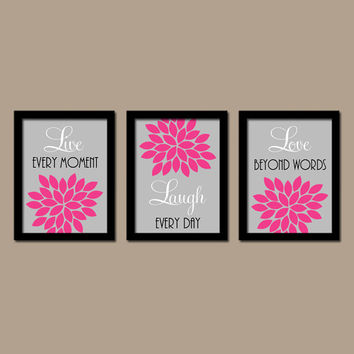 Best Hot Pink Bathroom Decor Products on Wanelo