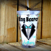 Ring Bearer Gift, Ring Bearer, Ring Bearer Security, Ring Bearer Gift ideas for boys, Ring Security, Personalized Ring Bearer Gift ideas